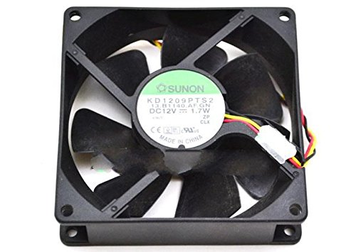 Dell Hu843 Chassis Cooling Fan