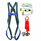 Elk River 05100 Roofers Kit with Reuseable Roof Anchor