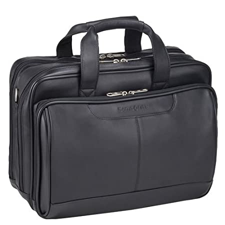 Samsonite Business Leather Computer Portfolio Bag