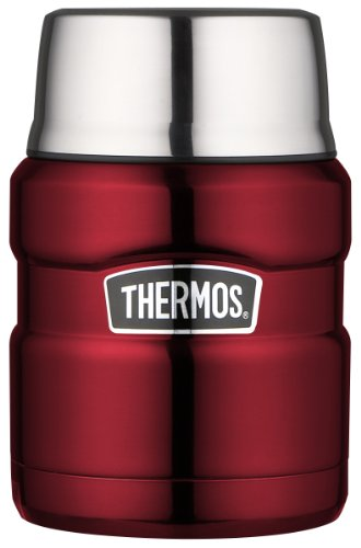 how to keep food hot in thermos