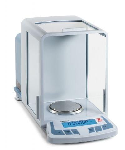 Balance analytique ohaus discovery dV214CM x 210 g (0,1 mg), calibré