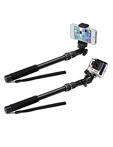 top 10 best selfie sticks for smartphone gopro and camera all best top 10. Black Bedroom Furniture Sets. Home Design Ideas