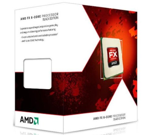 AMD FX-Series AMD FX-6200 TDP 125W 3.8GHz×6 FD6200FRGUBOX