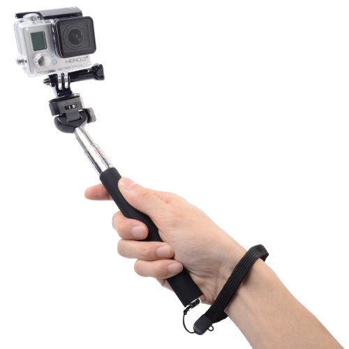 Telescopic Gopro Pole
