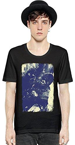 Dishonored Corvo Attano Manica corta da uomo T-shirt Large