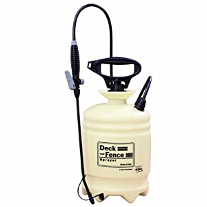 Hudson 67992 Deck And Fence Poly 2 Gallon Sprayer