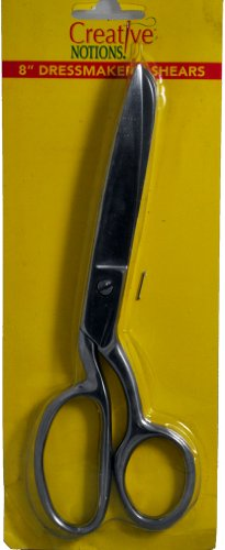 """8"""" Dressmaker Shears By Creative Notions Cndm8 front-196994"""