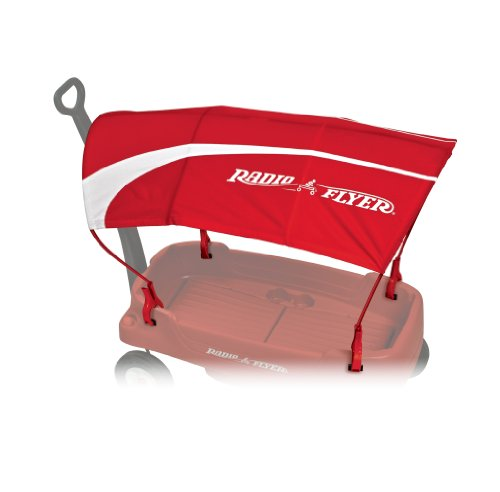 Radio Flyer Wagon Canopy (Red Ryder Wagon Canopy compare prices)