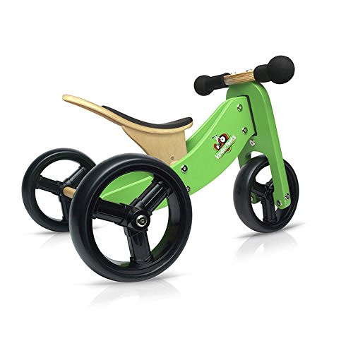 Kinderfeets-Tiny-Tot-2-1-TricycleBalance-Bike-Green