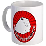 Zonely 11 OZ Dramatic Rodent / Chipmunk . Small Mug