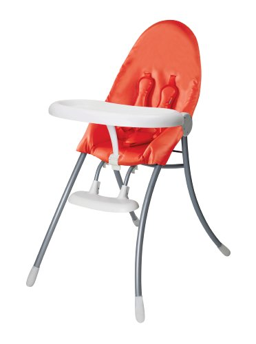 Bloom Nano Urban Highchair - Harvest Orange