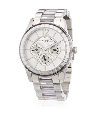 GUESS Reloj de cuarzo W13582L2 Plata