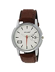 ASGARD SIL Analog White Dial Men's WATCH_GE-W-large 08