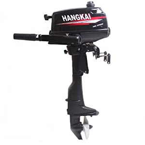Generic 4hp 2 Stroke Boat Engine Superior Engine Water Cooling System Outboard Motor... by Sanven