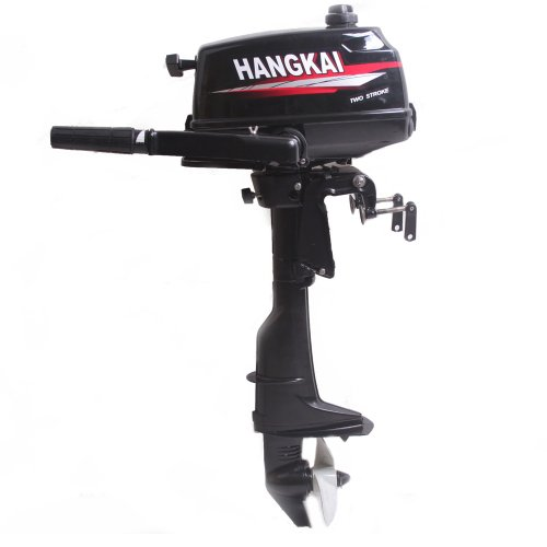 Generic 4hp 2 Stroke Boat Engine Superior Engine Water Cooling System Outboard Motor Water Cooled