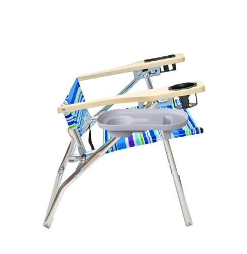 Side Table Tray For Beach Chairs Zero Gravity Recliners