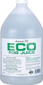 American Dj Eco Fog Gallon Of Water Based Fog Juice