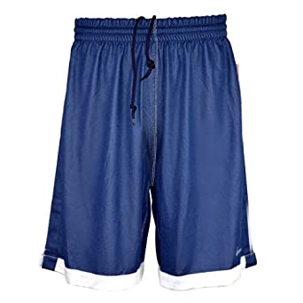 Nike Mens Mesh Reversible Dri-Fit Basketball Shorts by Nike