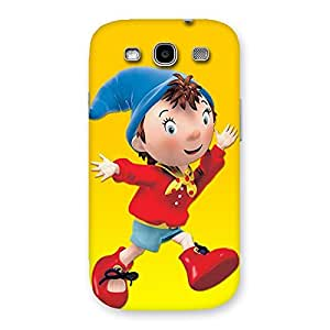 Ajay Enterprises Famous boy Back Back Case Cover for Galaxy S3 Neo