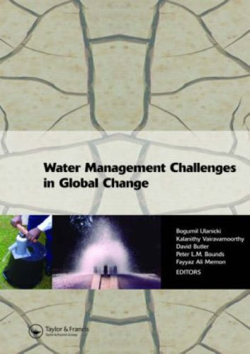 Water Management Challenges in Global Change: Proceedings of the 9th Computing and Control for the Water Industry (CCWI2