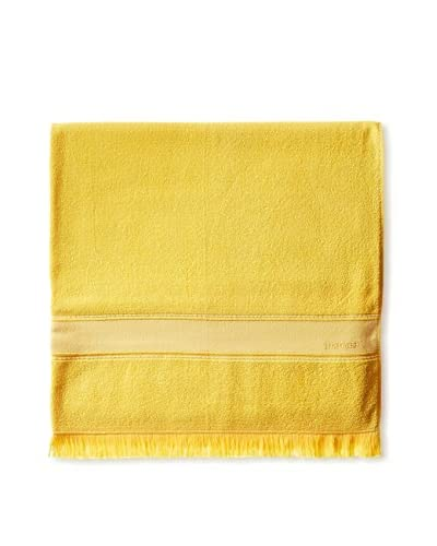 Hermès Morning Yachting Beach Towel, Yellow As You See