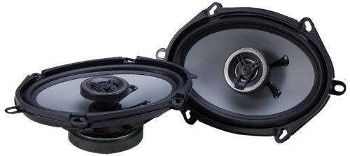 Crunch CS5768CX Full Range Coaxial Car Speaker, 5 x 7/6 x 8-Inch (Full Range 8 compare prices)