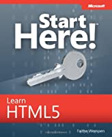 Start Here! Learn HTML5 Front Cover