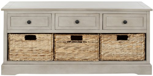 Safavieh American Home Collection Newburgh 3-Drawer