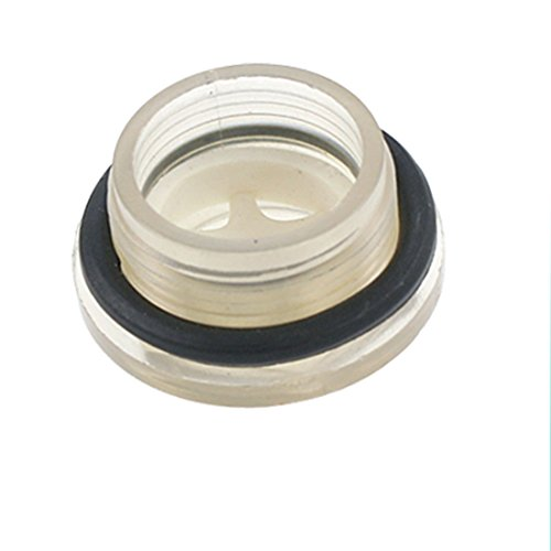 Uxcell mm male threaded oil leveler sight glass for air