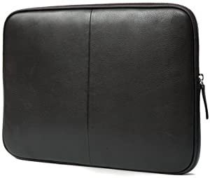 dbramante1928 Leather Case for 13 inch MacBook Air - Premium Black