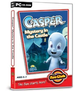Casper: Mystery In The Castle (PC CD) [Edizione: Regno Unito]