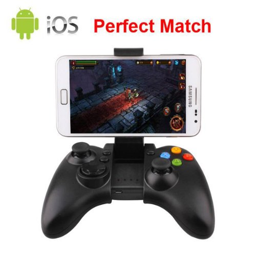 iPega Wireless Bluetooth Telescopic Game Controller Joystick For IOS iPhone iPod iPad Samsung HTC Moto Android PC IP117