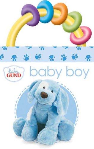 Baby Gund Baby Boy (Baby Gund Rattle Books) front-844611