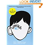 R. J. Palacio (Author)   150 days in the top 100  (4542)  Buy new:  $15.99  $9.51  154 used & new from $7.90