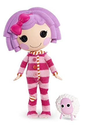 Lalaloopsy Pillow Featherbed Doll by Lalaloopsy TOY (English Manual)