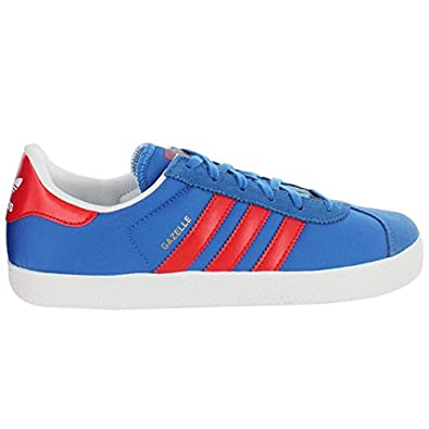 Amazon.com: Adidas Boys' Gazelle 2 J Fashion Sneaker: Shoes
