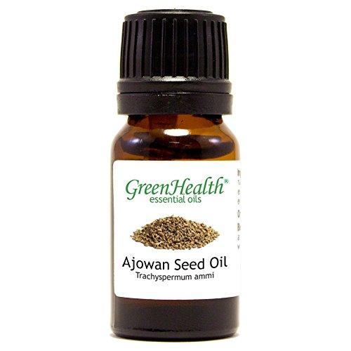 15 ml Ajowan Seed Essential Oil (100% Pure & Uncut) - GreenHealth