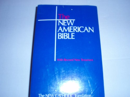Holy Bible: Student Text Edition, New American Bible Two-Color
