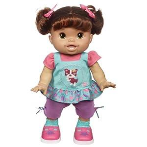Baby Alive Wanna Walk Doll