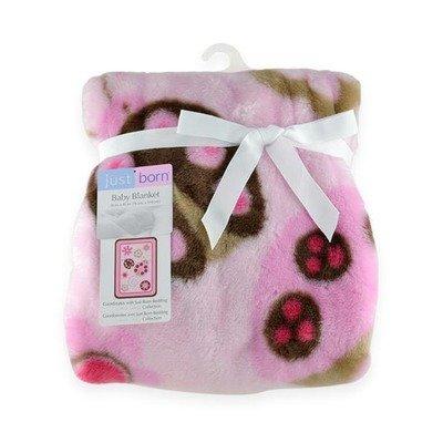 Just Born Hi Pile Little Lady Blanket front-26842