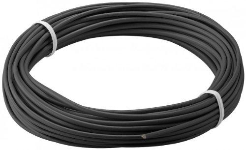 Wentronic 55045 Elektrisches Kabel - Elektrische Kabel (Schwarz)