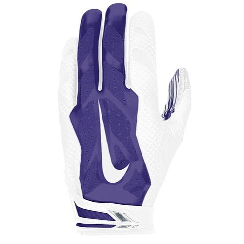 Nike Vapor Jet 3.0 Receiver Gloves (White Nike Football Gloves compare prices)
