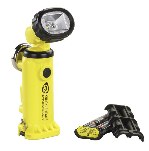 Streamlight 90642 Knucklehead Work Light Alkaline Model, Yellow