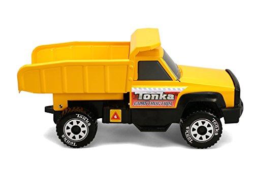 tonka-92207-steel-classic-quarry-dump-truck