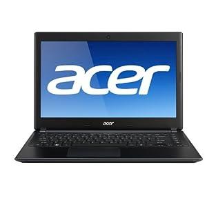 Acer Aspire V5-531 - Ordenador portátil 15.6 pulgadas (Intel Pentium B957, 4 GB de RAM, 320 GB de disco duro, Windows 7 Home Premium 64 bits) - Teclado QWERTY español