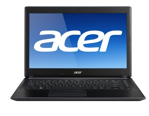 Acer Aspire V5-531-4636 15.6-Inch HD Display Laptop (Black)