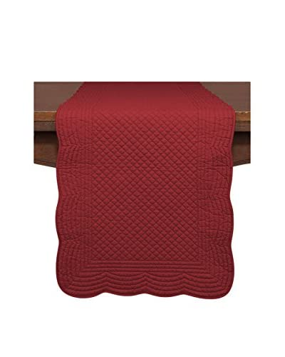 KAF Home Quilted Boutis Table Runner