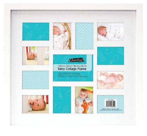 Mcs 12 Month Baby Collage Frame Jenniferjgreeneee