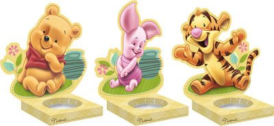 Winnie the Pooh 'Baby Pooh' Cupcake Holders (6ct)