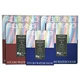 Fabriano 140 Lb (300 gsm) Cold Press Watercolor Pad 11 x 14 inch 12 sheets (Tamaño: 11x14 in)